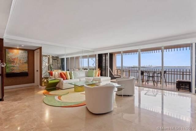 3 Grove Isle Dr C1703, Miami, FL 33133 (MLS #A10726423) :: Berkshire Hathaway HomeServices EWM Realty
