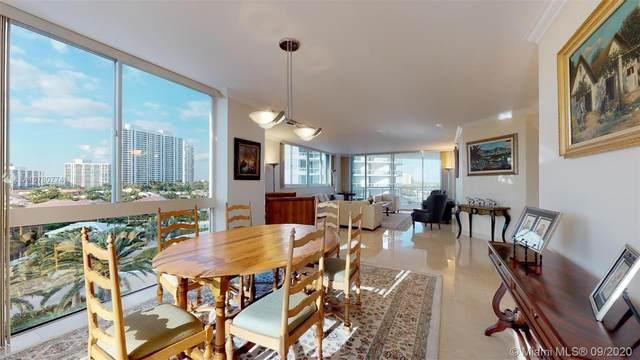 3802 NE 207 #704, Aventura, FL 33180 (MLS #A10780774) :: Berkshire Hathaway HomeServices EWM Realty