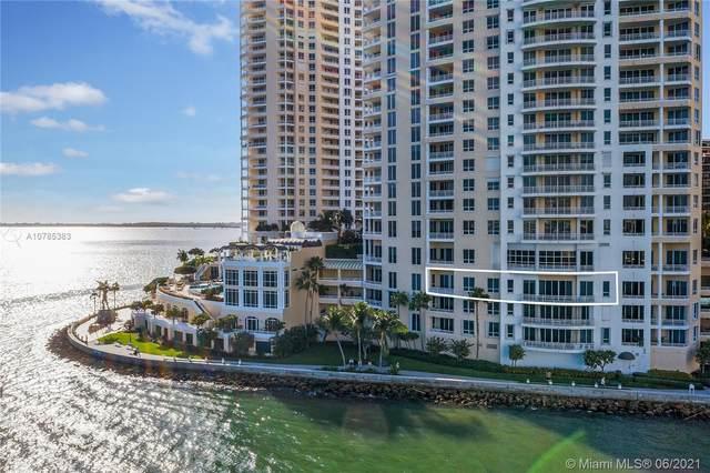 848 Brickell Key Dr #404, Miami, FL 33131 (#A10785383) :: Dalton Wade