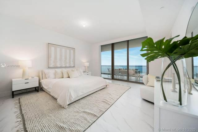 18975 Collins Ave #1902, Sunny Isles Beach, FL 33160 (MLS #A10797892) :: Berkshire Hathaway HomeServices EWM Realty