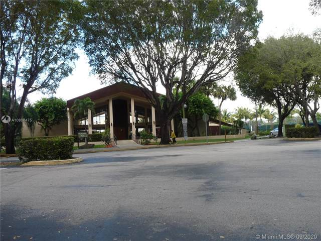 14601 N Kendall Dr 202K, Miami, FL 33186 (MLS #A10808475) :: Ray De Leon with One Sotheby's International Realty