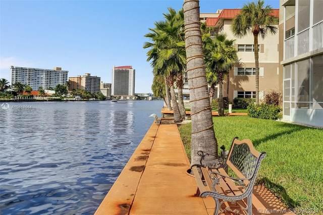 2097 S Ocean Dr #308, Hallandale Beach, FL 33009 (#A10818084) :: Posh Properties