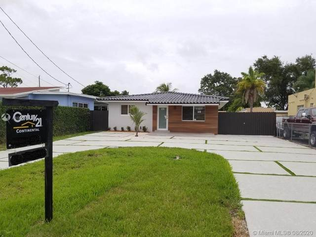 2821 SW 64th Ave, Miami, FL 33155 (MLS #A10868643) :: The Teri Arbogast Team at Keller Williams Partners SW