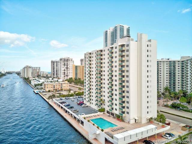 3000 S Ocean Dr #102, Hollywood, FL 33019 (MLS #A10870472) :: The Pearl Realty Group