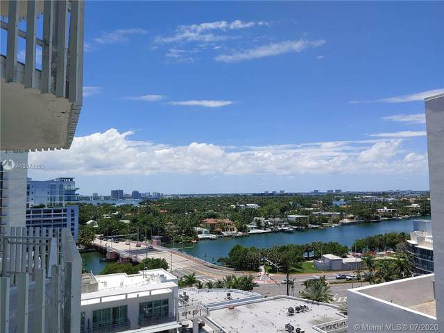 6061 Collins Ave 14-A, Miami Beach, FL 33140 (MLS #A10876308) :: Re/Max PowerPro Realty