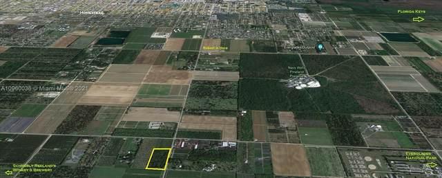 20299 SW 344 ST, Homestead, FL 33034 (MLS #A10960036) :: Green Realty Properties