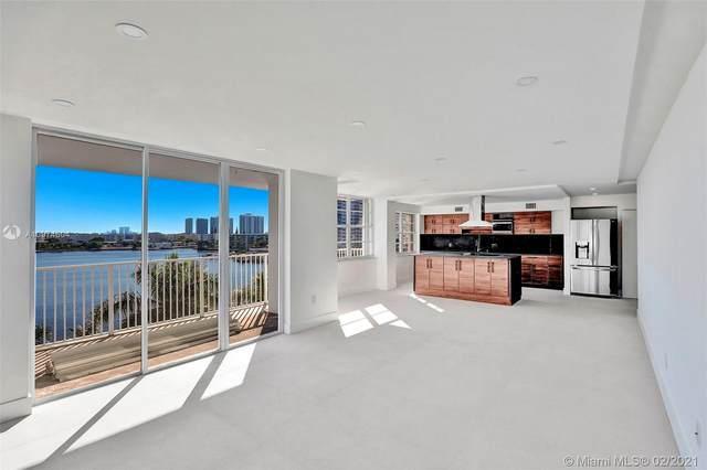 2801 NE 183rd St 616W, Aventura, FL 33160 (MLS #A10974604) :: Search Broward Real Estate Team
