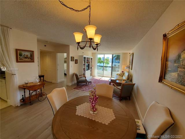 3600 N Mystic Pointe Dr #304, Aventura, FL 33180 (MLS #A10979299) :: The Teri Arbogast Team at Keller Williams Partners SW