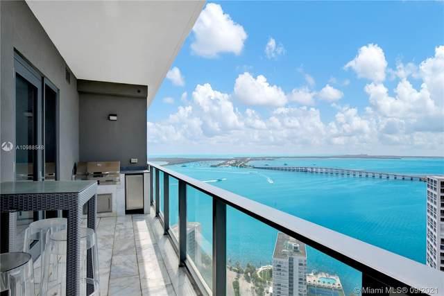 1451 Brickell Ave 3903+3904, Miami, FL 33131 (MLS #A10988548) :: The MPH Team