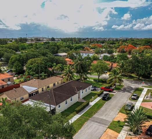 166 Pine Ave, Miami Springs, FL 33166 (MLS #A11029938) :: Prestige Realty Group