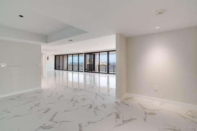 3 Grove Isle Dr C803, Miami, FL 33133 (#A11037719) :: Posh Properties