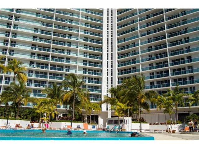 100 Bayview Dr #322, Sunny Isles Beach, FL 33160 (MLS #A10207326) :: The Teri Arbogast Team at Keller Williams Partners SW