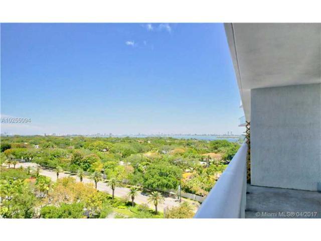 4250 Biscayne Blvd #1005, Miami, FL 33137 (MLS #A10255094) :: Grove Properties