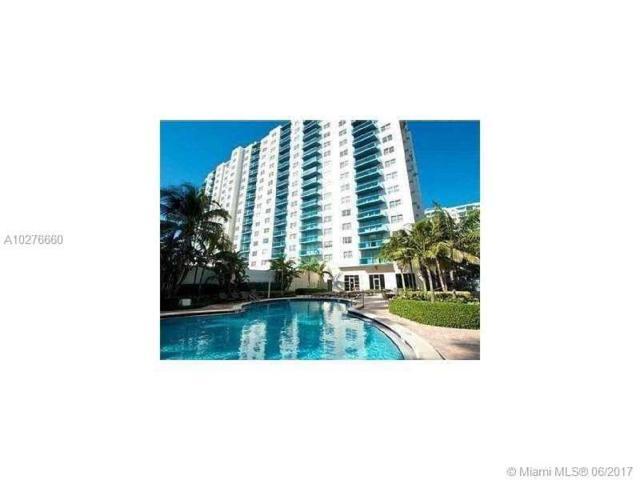 4001 S Ocean Dr 9N, Hollywood, FL 33019 (MLS #A10276660) :: Green Realty Properties