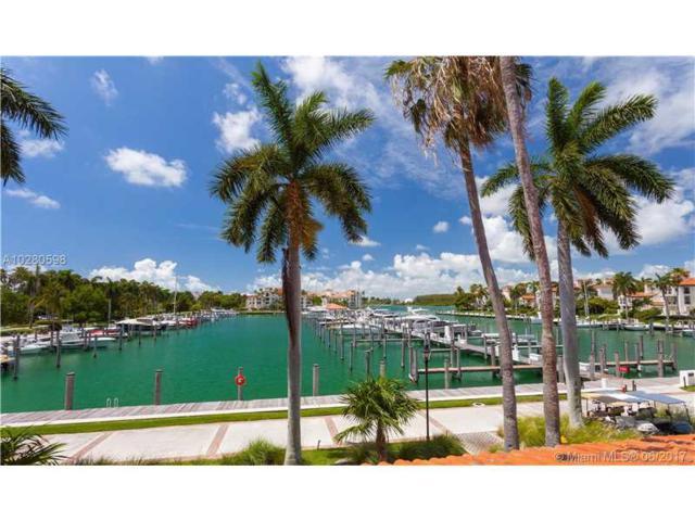 40211 Fisher Island Dr #40211, Miami Beach, FL 33109 (MLS #A10280598) :: The Teri Arbogast Team at Keller Williams Partners SW