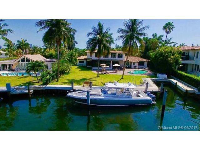 268 S Parkway, Golden Beach, FL 33160 (MLS #A10288211) :: Green Realty Properties