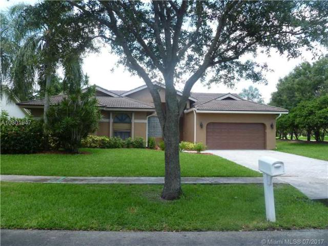 3522 Amsterdam Ave, Cooper City, FL 33026 (MLS #A10301947) :: Green Realty Properties