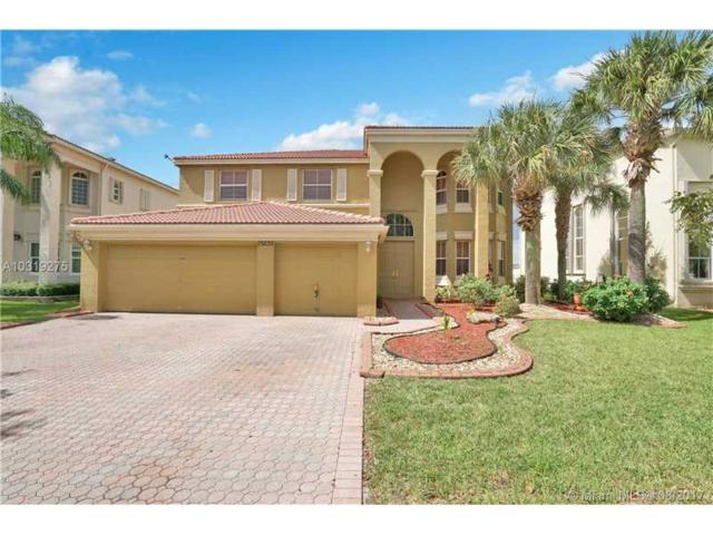 15835 SW 51st St, Miramar, FL 33027 (MLS #A10319275) :: RE/MAX Presidential Real Estate Group