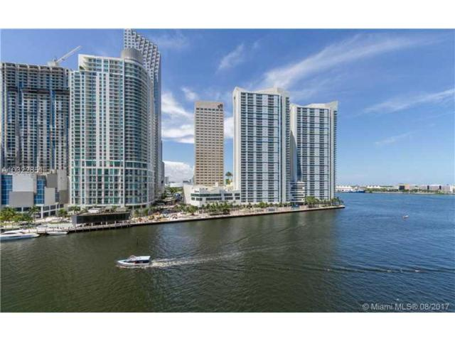 901 Brickell Key Blvd #906, Miami, FL 33131 (MLS #A10322851) :: The Teri Arbogast Team at Keller Williams Partners SW