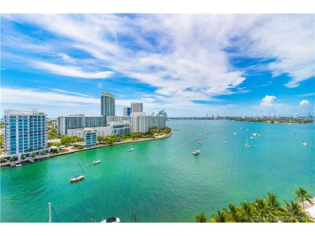 20 Island Ave #1415, Miami Beach, FL 33139 (MLS #A10325459) :: The Teri Arbogast Team at Keller Williams Partners SW