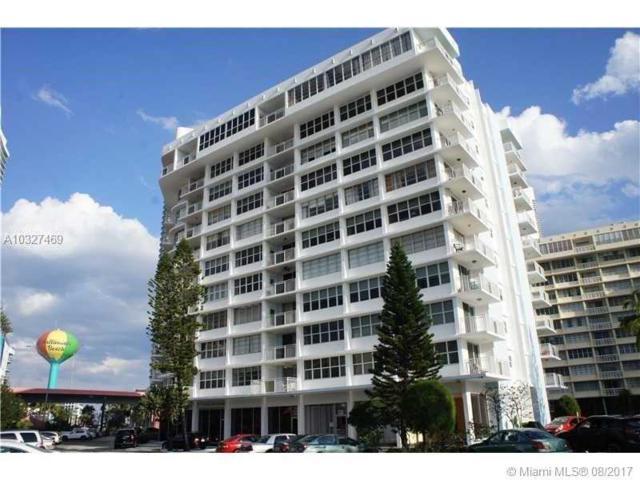 1801 S Ocean Dr #832, Hallandale, FL 33009 (MLS #A10327469) :: RE/MAX Presidential Real Estate Group