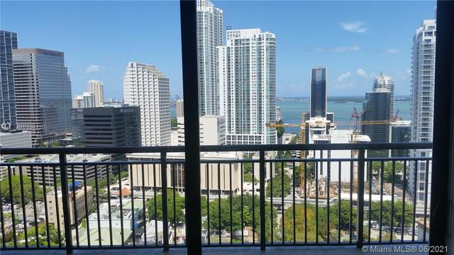 999 SW 1st Ave #2402, Miami, FL 33130 (MLS #A10330220) :: The Howland Group
