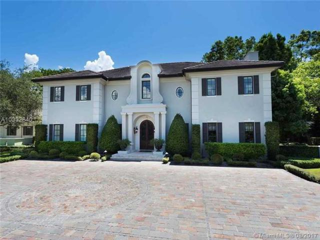 10445 Lakeside Dr, Coral Gables, FL 33156 (MLS #A10332840) :: The Riley Smith Group