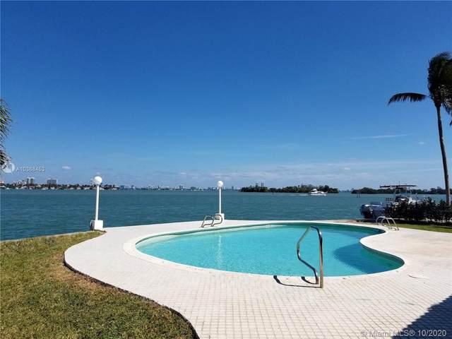 1155 Belle Meade Island Dr, Miami, FL 33138 (MLS #A10368453) :: Albert Garcia Team