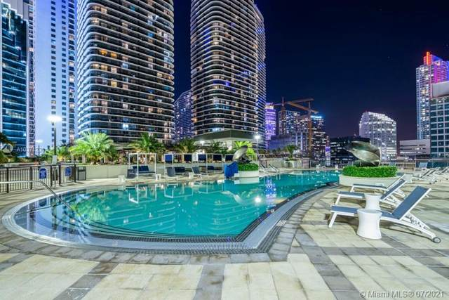 999 SW 1st Ave #2903, Miami, FL 33130 (MLS #A10371233) :: The Howland Group