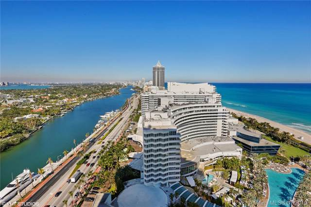 4401 Collins Ave #240507, Miami Beach, FL 33140 (MLS #A10378912) :: The Rose Harris Group