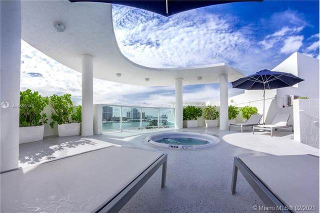 1910 Bay Dr Ph-02, Miami Beach, FL 33141 (MLS #A10590149) :: Podium Realty Group Inc