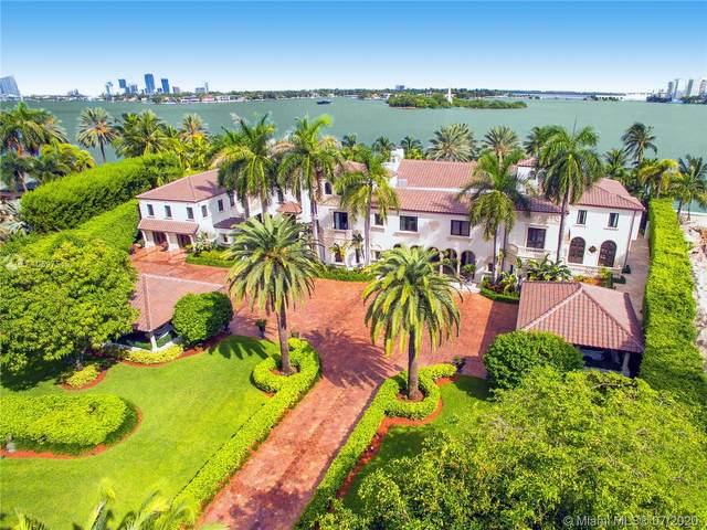 46 Star Island Dr, Miami Beach, FL 33139 (MLS #A10597515) :: The Rose Harris Group
