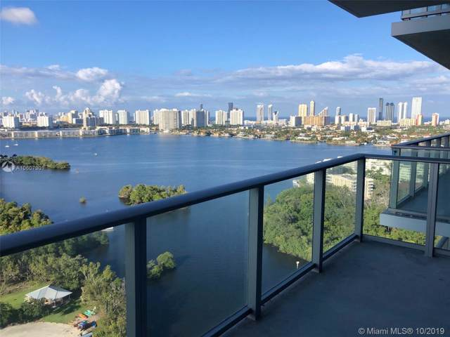 16385 Biscayne #2505, Aventura, FL 33160 (MLS #A10607901) :: Grove Properties