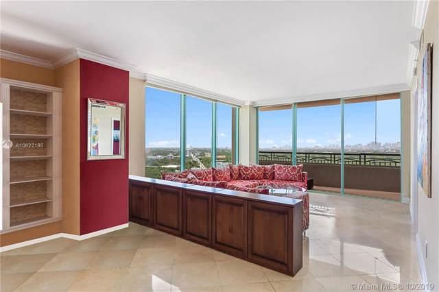 3350 SW 27th Ave #1907, Miami, FL 33133 (MLS #A10622180) :: Berkshire Hathaway HomeServices EWM Realty