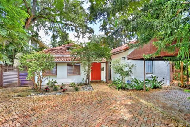 3633 Poinciana Ave, Coconut Grove, FL 33133 (MLS #A10702836) :: Laurie Finkelstein Reader Team