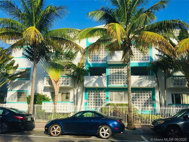 350 Collins Ave #305, Miami Beach, FL 33139 (MLS #A10734516) :: The Riley Smith Group