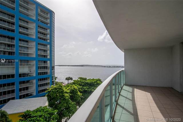 2101 NE Brickell Ave #503, Miami, FL 33129 (MLS #A10792705) :: The Pearl Realty Group