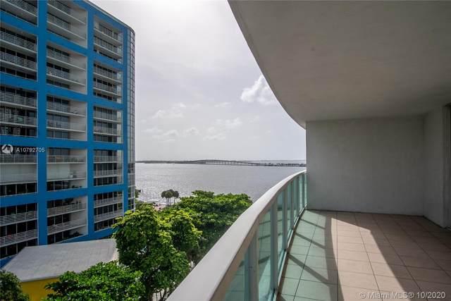 2101 NE Brickell Ave #503, Miami, FL 33129 (MLS #A10792705) :: Carole Smith Real Estate Team