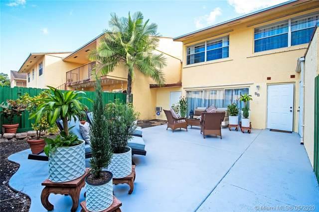 15430 SW 81st Cir Ln #85, Miami, FL 33193 (MLS #A10809715) :: Castelli Real Estate Services