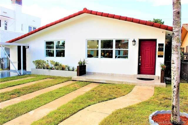 2331 SW 16 Terrace, Miami, FL 33145 (MLS #A10845571) :: Carole Smith Real Estate Team