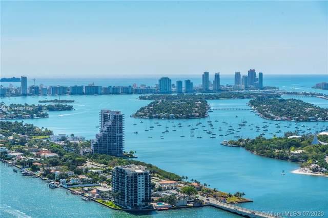 488 NE 18th St #4808, Miami, FL 33132 (MLS #A10851638) :: Berkshire Hathaway HomeServices EWM Realty
