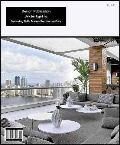 6000 Island Blvd Ph4, Aventura, FL 33160 (MLS #A11012920) :: Berkshire Hathaway HomeServices EWM Realty