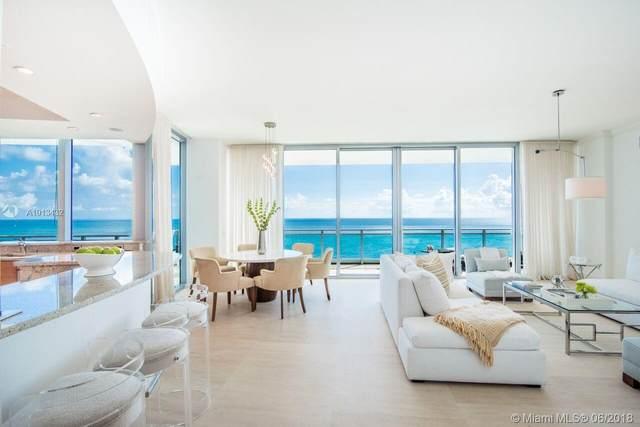 10295 E Collins Av #1202, Bal Harbour, FL 33154 (MLS #A1913432) :: Berkshire Hathaway HomeServices EWM Realty