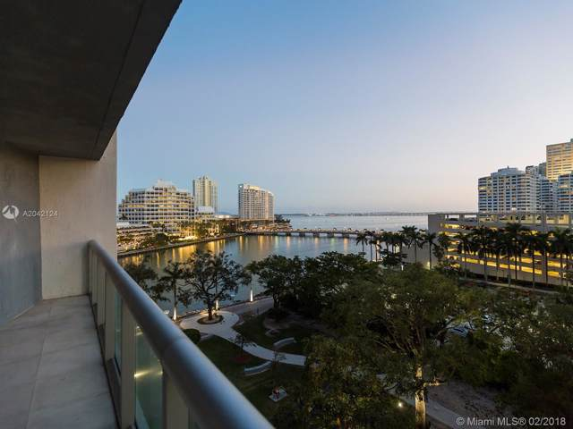 495 Brickell Av #807, Miami, FL 33131 (MLS #A2042124) :: Castelli Real Estate Services