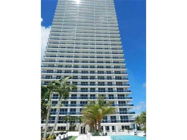 600 NE 27 ST #2304, Miami, FL 33137 (MLS #A2144651) :: Castelli Real Estate Services