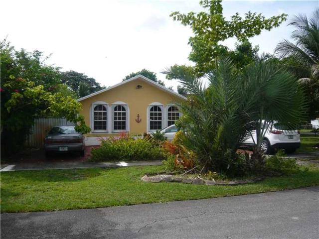 270 Rosedale Dr, Miami Springs, FL 33166 (MLS #A10201926) :: Green Realty Properties