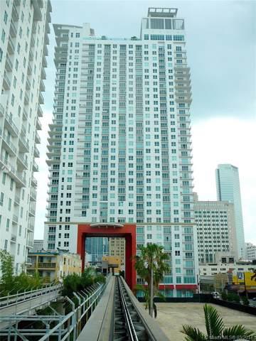 133 NE 2 AV #904, Miami, FL 33132 (MLS #A10203502) :: Berkshire Hathaway HomeServices EWM Realty