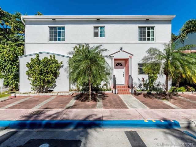 843 Espanola Way, Miami Beach, FL 33139 (MLS #A10205317) :: Equity Advisor Team