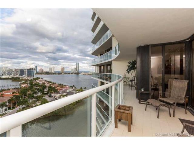 4000 Island Blvd #1605, Aventura, FL 33160 (MLS #A10206949) :: Stanley Rosen Group