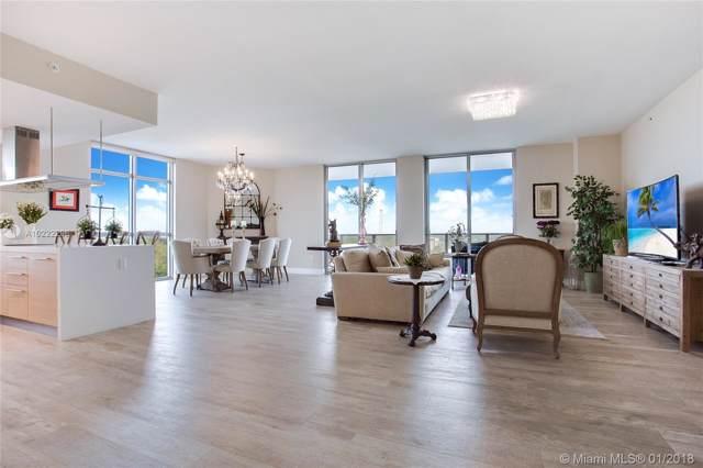 17301 Biscayne Blvd #1102, North Miami Beach, FL 33160 (MLS #A10222296) :: Berkshire Hathaway HomeServices EWM Realty